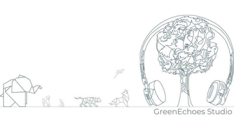 GreenEchoes Studio LOGO