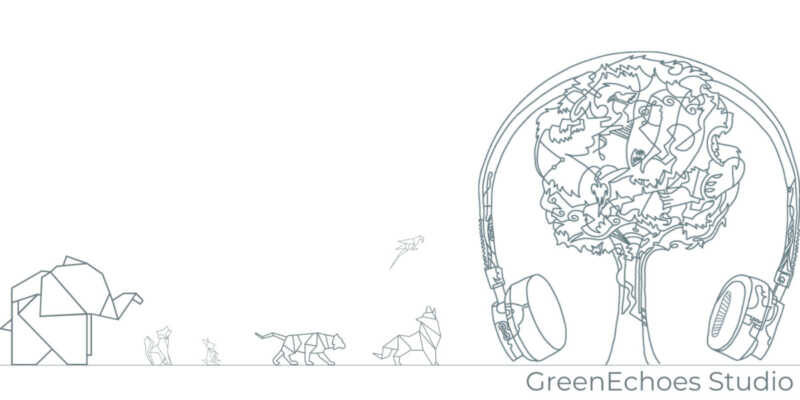 GreenEchoes Studio LOGO